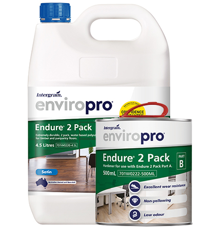 Intergrain Enviropro Endure 2 Pack